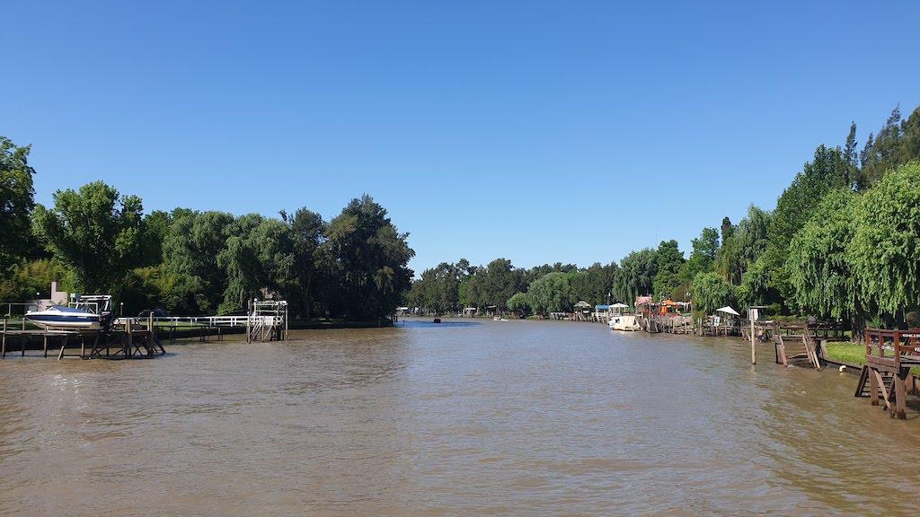 bateau delta Tigre