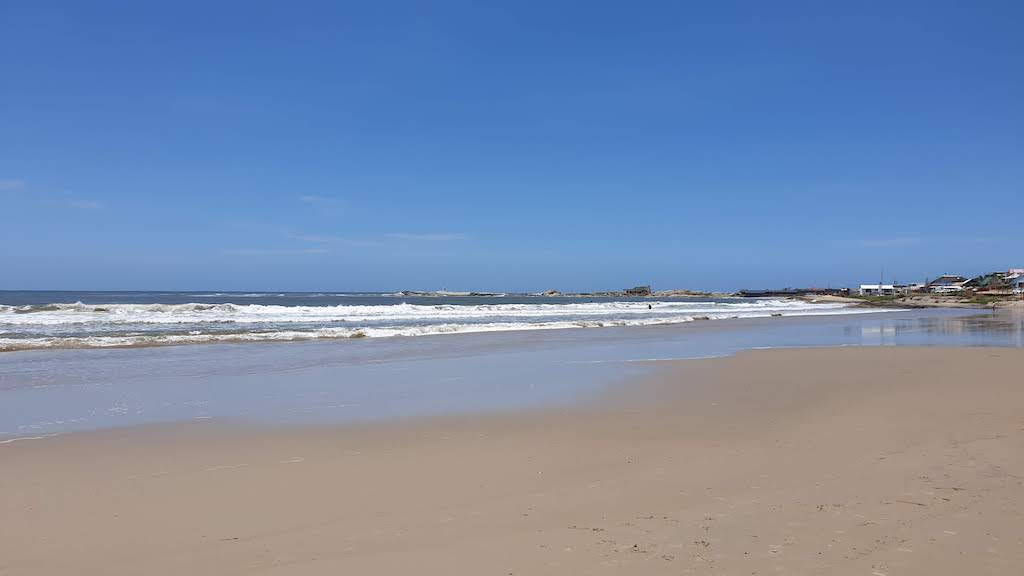 Playa de los Pescadores à Punta del diablo