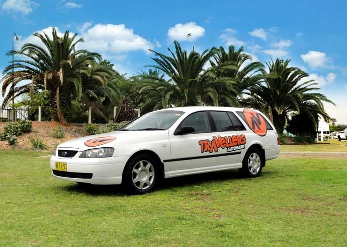 voiture en australie